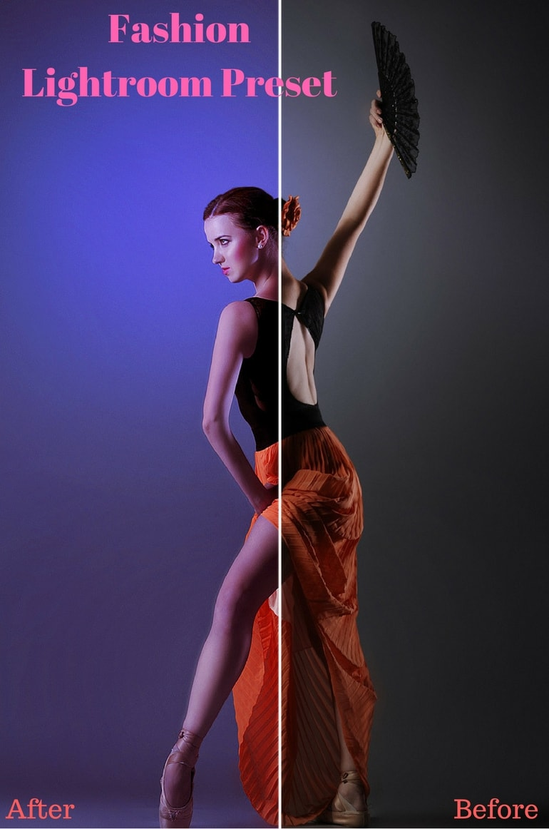 An Image of a Jazz Dancing Female Model