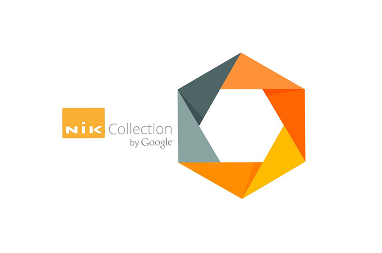 Logo of Google's Nik Collection Photo Editing Software Plug-ins