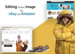 Banner of Editing Product Photos for Amazon and Ebay Website