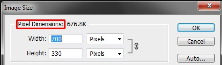 Image of Pixel Dimensions