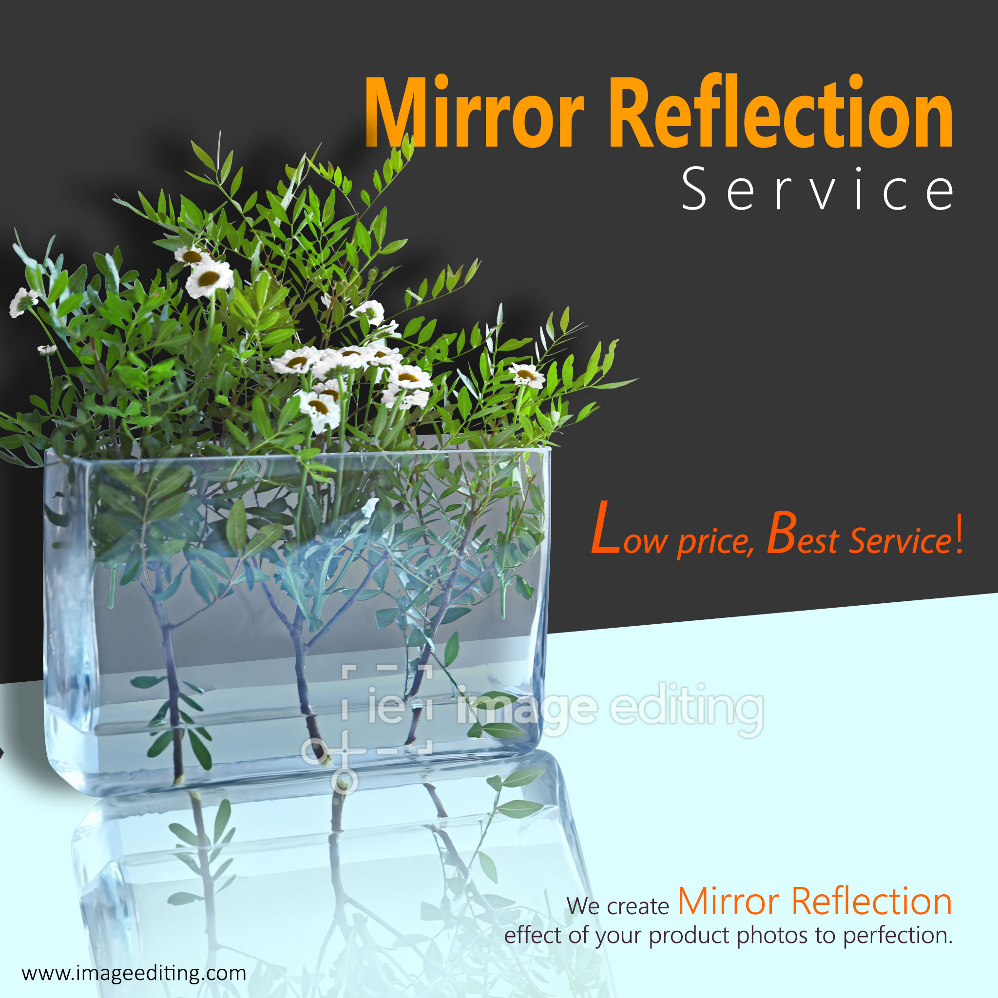 Mirror Refelection Sample 1