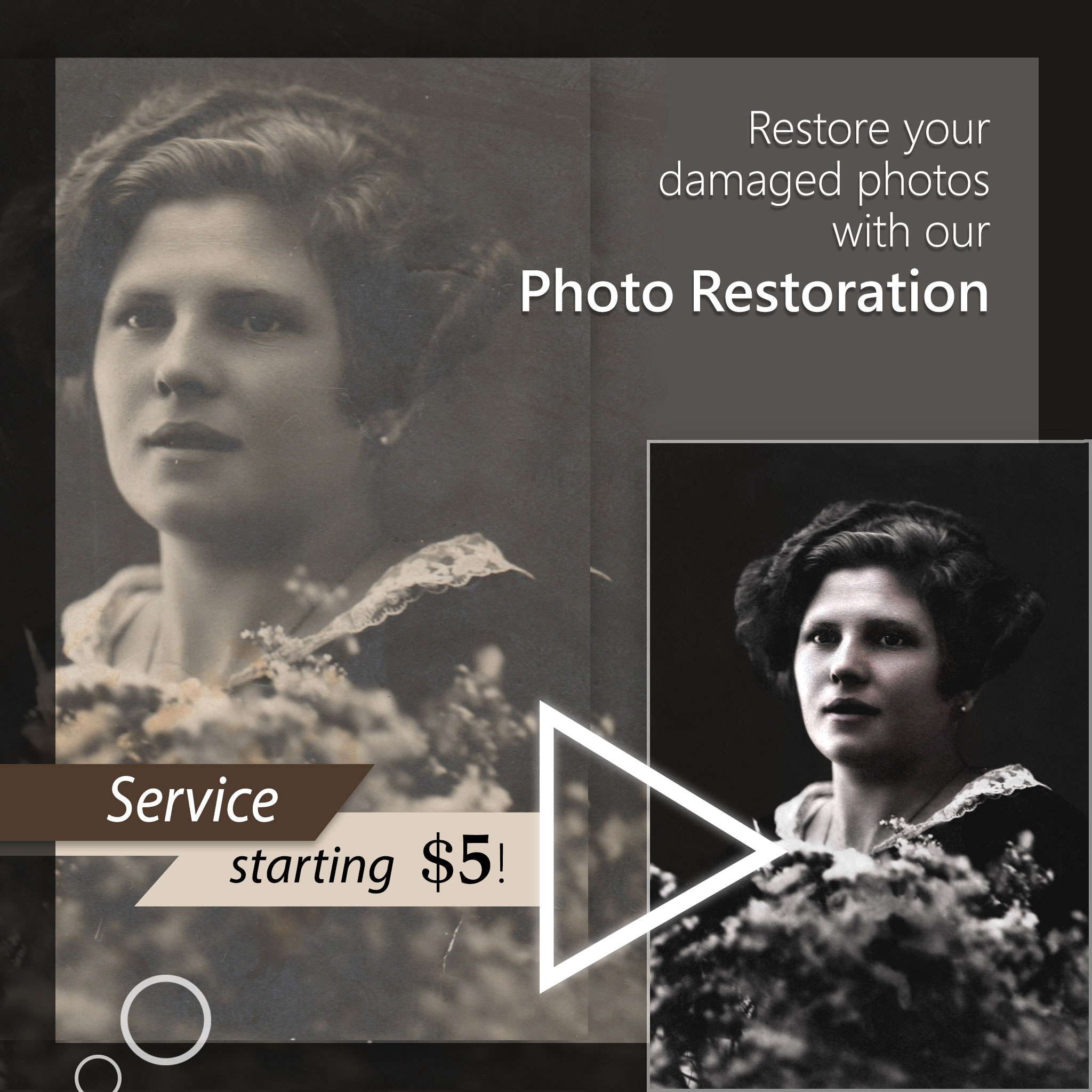 Photo Restoration Sample 1