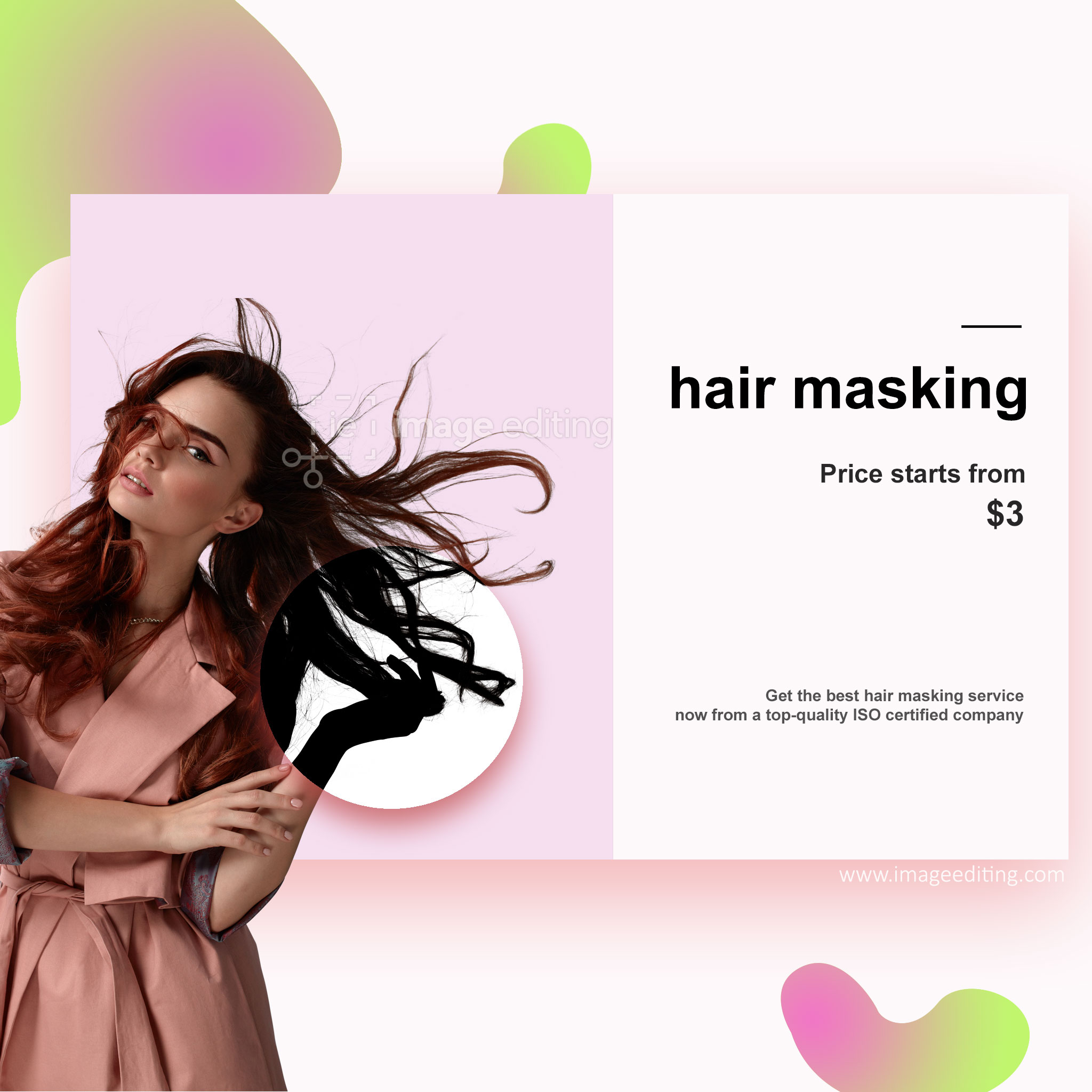 Hair Masking Sample 2