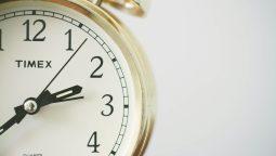 timer stopclock golden